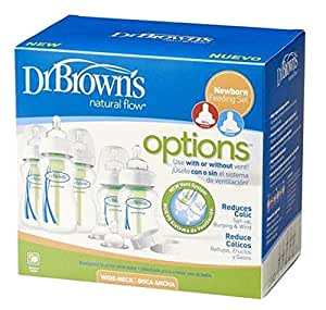 Dr. Brown'S New Born Feeding Set of 12 Pcs