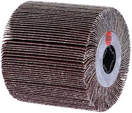Hemobllo Schleifpapier Schleifschleifscheibe 60 Körnung für Dremel Rotary Tools