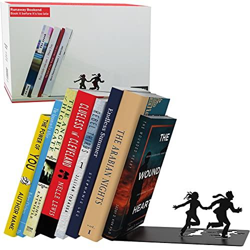 sujeta libros decoracion edicion Runaway