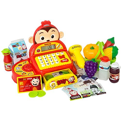 Cocomong Best Choice Products Pretend Play Electronic Cash Register