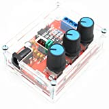 NJPOWER Function Signal Generator DIY Kit Sine/Triangle/Square Output 1Hz-1MHz Signal Generator Adjustable Frequency Amplitude XR2206