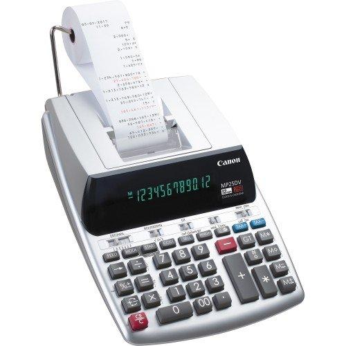 CNMMP25DVS - Canon MP25DV Two-Color Ribbon Printing Calculator by Canon
