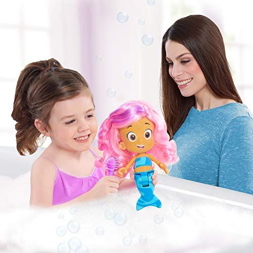Bubble Guppies Splash and Surprise Molly Bath Doll