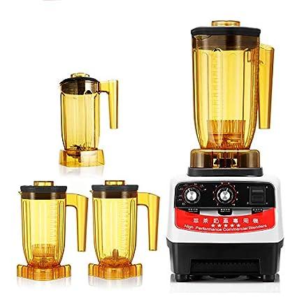 Máquina para hacer hielo /Batidora para Smoothie/Blender con Wildside + 3 * jar