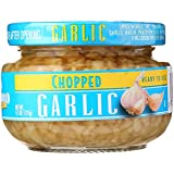 Spice World Chopped Garlic No Preservatives, 4.5 oz