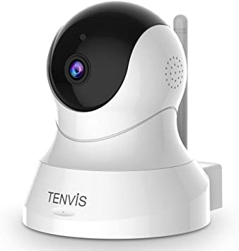 Baby Monitor 720P HD Wi-Fi Digital Video IP Camera CAM Android iOS Surveillance