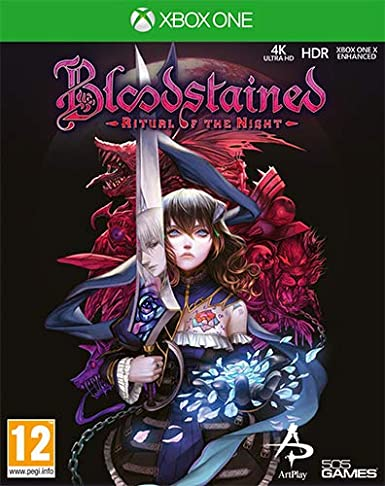 505 Games Bloodstained: Ritual of the Night, Xbox One vídeo ...