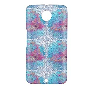 Loud Universe Nexus 6 Clouds Print 3D Wrap Around Case - Multi Color