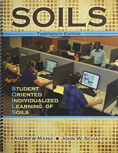 Soils: Student Oriented Individualized Learning of Soils