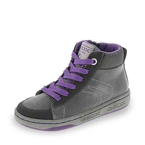 Geox Bootie, Groesse 33, anthrazit/lila