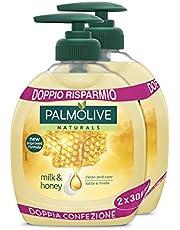Palmolive sapone liquido 300 ml + 300ml