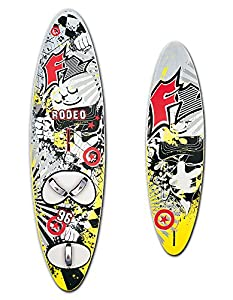 F2 Windsurfboard RODEO 108L Freestyle Surf Board 2015