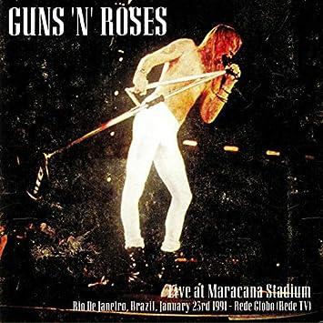 Guns 'N' Roses - Live At Maracana Stadium, Rio De Janeiro, Brazil