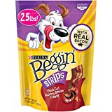 Purina Beggin' Strips Thick Cut Hickory Smoke Flav...