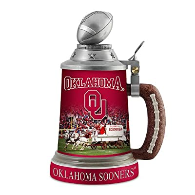 """Choose Your College"" Commemorative Porcelain Stein With Logos And Photos by The Bradford Exchange"