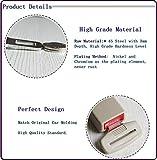 Car Seat Belt Extender -Type A (2.15cm wide metal tongue) (Grey)