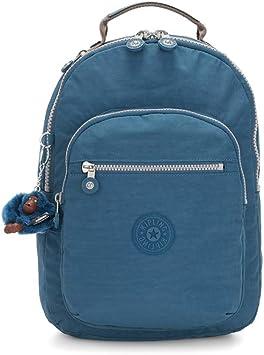 Principiante Infectar quiero  Kipling Seoul S Mochila Escolar, 35 cm, 14 Liters, Azul (Mystic Blue):  Amazon.es: Equipaje