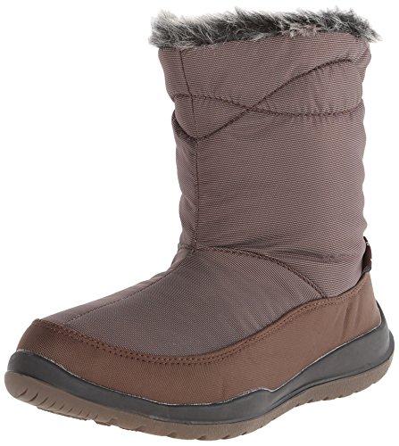 Kamik Kvinna Strasbourg Boot Mörkbrun
