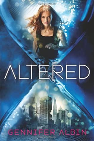 book cover of Altered