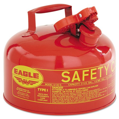 Eagle UI-20-S Type I Safety Can without Funnel by Eagle
