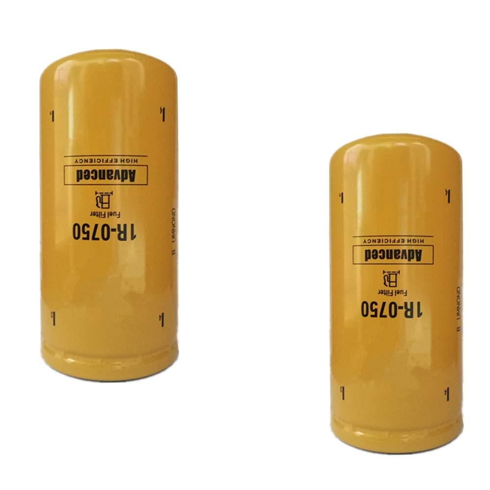 Amazon.com: 1R-0750 Fuel Filter for Chevy/GMC Duramax 2001-2016 LB7/LML/LMM  Caterpillar 1R0750,Donaldson P551313,Baldwin BF7633,Fleetguard FF5320,Wix  33528 ...