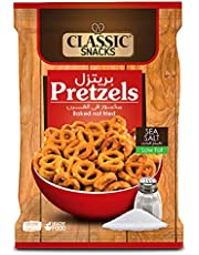 Classic Snacks Pretzel, Sea Salt Flavor - 85 Gm