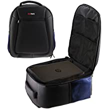 Navitech Rugged Black Carry Backpack / Rucksack / Case For The Navitech Rugged Black Carry Backpack / Rucksack / Case For The LEFun Home Cinema Projector