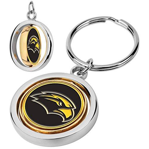 LinksWalker NCAA Southern Mississippi Eagles - Spinner Key Chain
