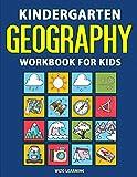 Kindergarten Geography Workbook for Kids: Learn