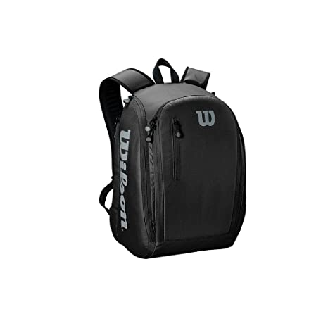 Wilson Mochila Tour Backpack Negro BKGY