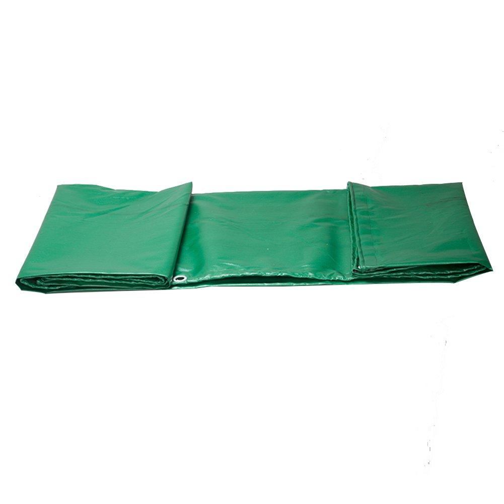 DYFYMXOutdoor Ausrüstung Ausrüstung Ausrüstung Staubschützender windundurchlässiger Hochtemperaturantischutz der Plane LKW-Plane im Freien im Freien, grün @ B07K1CRH6G Tunnelzelte Sonderaktionen zum Jahresende da2b5c