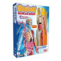With this hands-on kit and tour guide, kids enter the twisted world of the human body! Complete with removable squishy vital organs as well as representative skeletal, vascular and muscular systems, kids explore the complex inner workings of the huma...