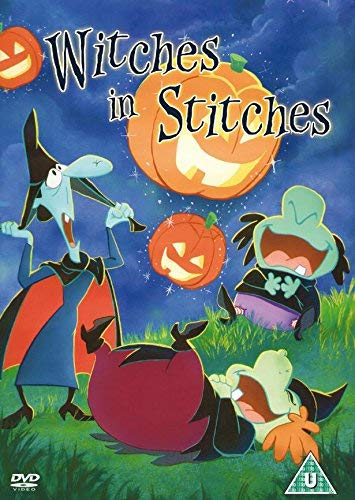Witches in Stitches DVD]()