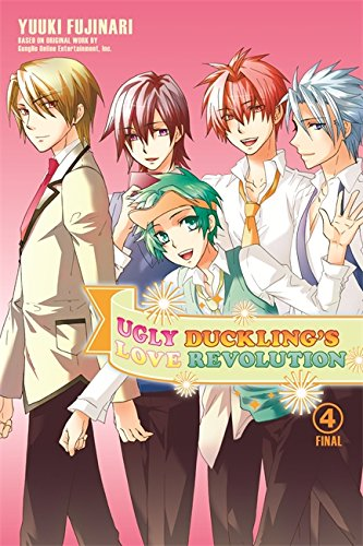 Ugly Duckling's Love Revolution, Vol. 4