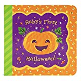 Baby's First Halloween: Greeting Card Book With Envelope and Decorative Foil Seal (Little Bird Greetings Keepsake Book)