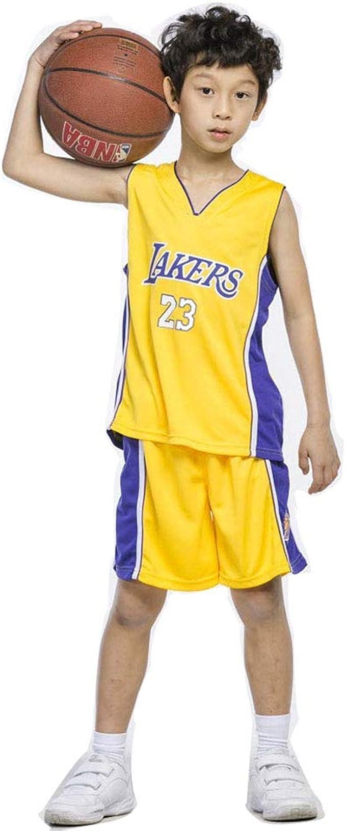 Amazon.com: V-mix 23#23#30 - Camiseta de baloncesto para ...