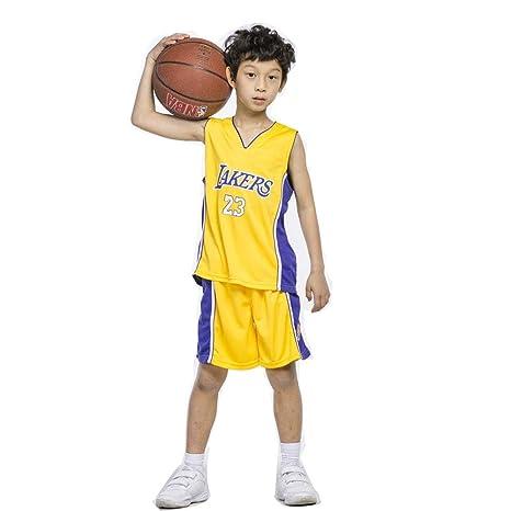 T-MIX NBA - Camiseta para niños - NBA Bulls Jordan No. 23 ...