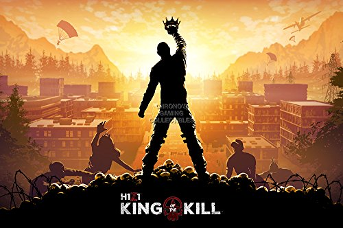 CGC Huge Poster - H1Z1 King of the Kill GLOSSY FINISH - OTH6
