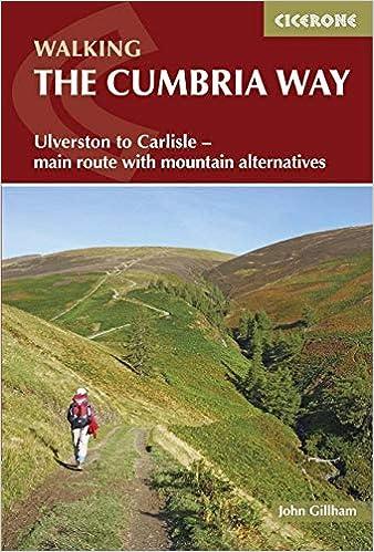 Cumbria Way Guidebook