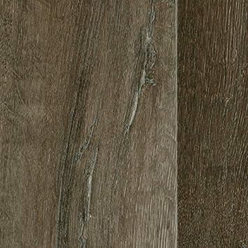 Fu/ßbodenbelag f/ür Gewerbe//Wohnbereich Fu/ßbodenheizung geeignet TAPETENSPEZI PVC Bodenbelag Landhausdiele Grau Vinyl Planken strapazierf/ähig /& pflegeleicht Vinylboden in 2m Breite /& 2m L/änge