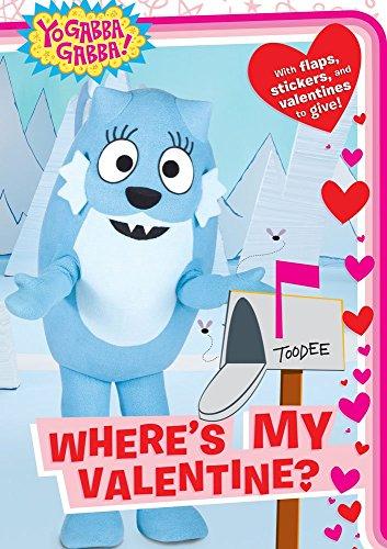 (Where's My Valentine? [With Sticker(s) and Valentine Cards] (Yo Gabba Gabba!) by Tina Gallo (22-Dec-2009))
