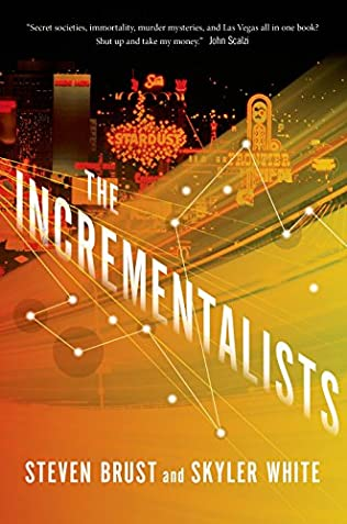 book cover of The Incrementalists