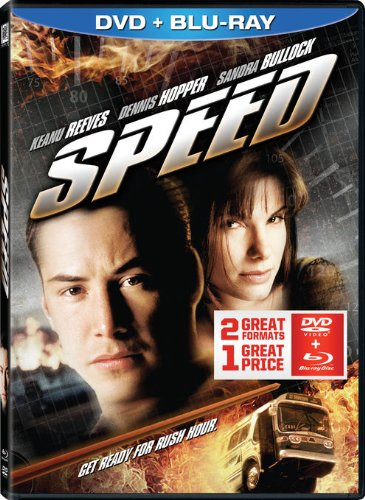 Speed (Two-Disc Blu-ray/DVD Combo)