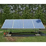 SolarPod Solar PV System - 960 Watts, 4 Panels, Model# 1001