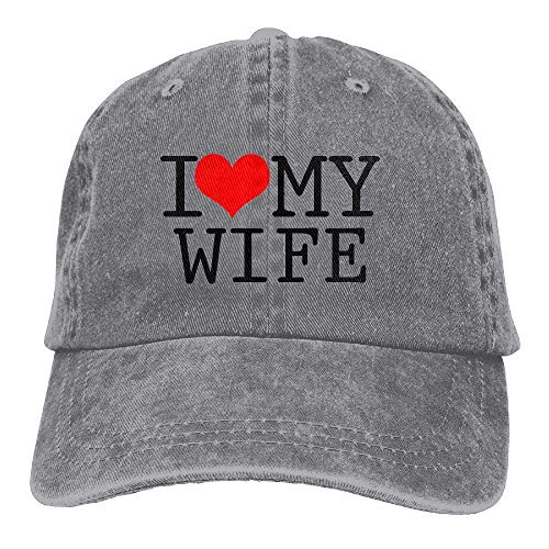 Skull Love Cap Men for Hat I Sport My Women Cowgirl Cowboy Hats Wife Denim SqXqCYwx5