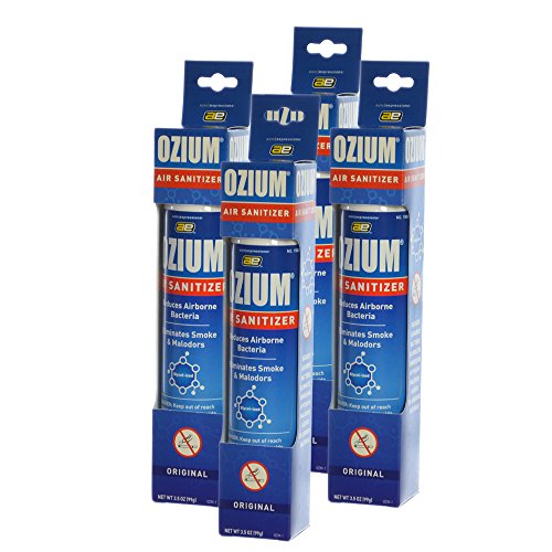 Ozium Spray 3.5oz Ozium Air Sanitizer -