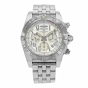 Breitling Chronomat 44 automatic-self-wind mens Watch AB011012/A690-375A (Certified Pre-owned)