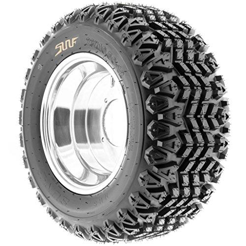 SunF All Trail ATV Tires 23x10.5-12 & 23x10.5x12 4 PR G003 (Full set of 4) by SunF (Image #3)