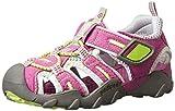 pediped Canyon Flex Water Sandal (Toddler/Little Kid),Dewberry,29 EU (12-12.5 M US Little Kid)