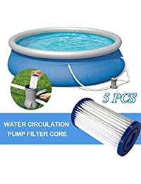 Filter System Accessories - Filter Cartridge Filter cartridges Filter Suitable for Swimming Pool Pumps Diameter 7 cm